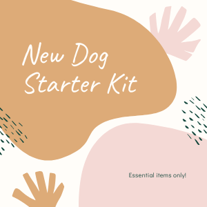 New Dog Starter Kit